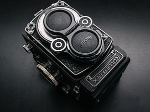 你对禄来到底有多少了解?Rolleiflex 3.5F White Face