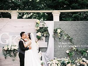胶片婚礼@摄影师懒小毅