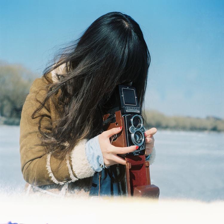 Rolleiflex Girl