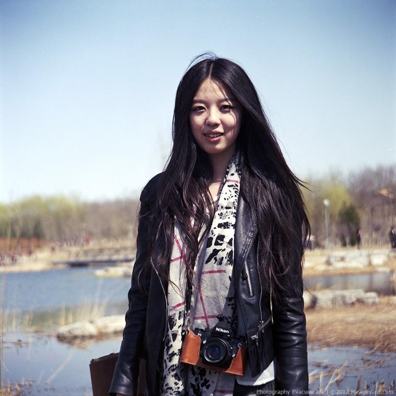 四月的人像-菲林中文-独立胶片摄影门户!