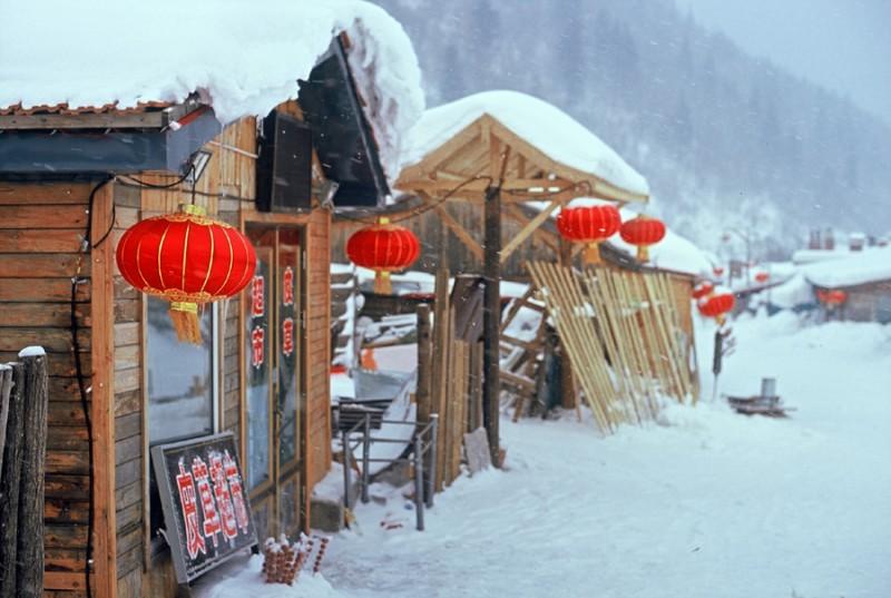 走!到东北看雪去!-菲林中文-独立胶片摄影门户!