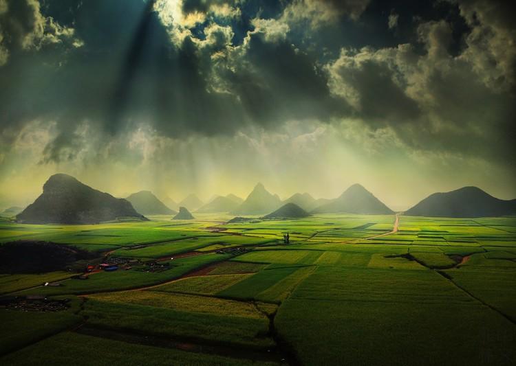超迷人的旅途风光摄影