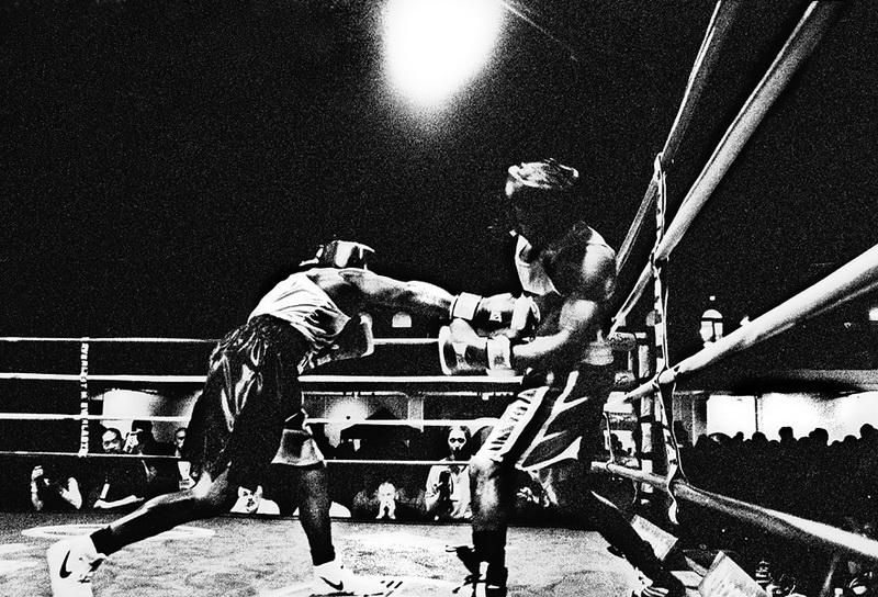 Pari Dukovic-拳赛