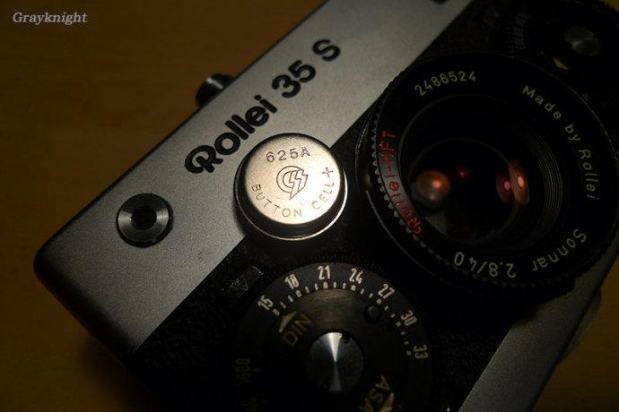 Rollei 35/35S口袋机使用说明-菲林中文-独立胶片摄影门户!