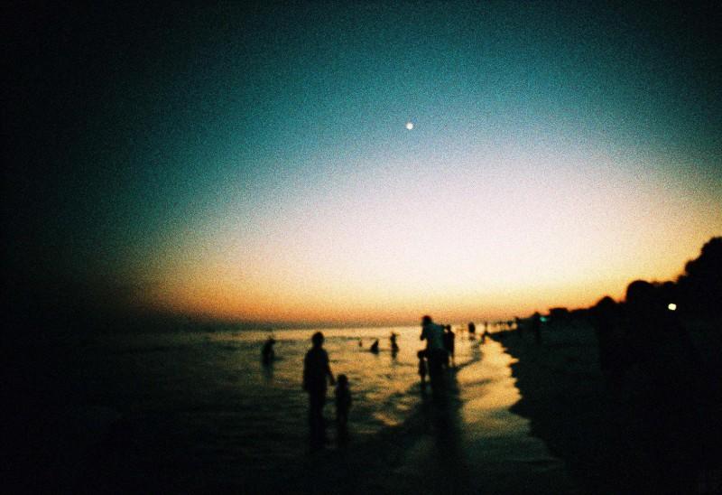 我回来了, 6月的北海-菲林中文-独立胶片摄影门户!