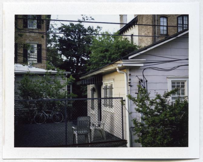 撕拉片里的家乡在Savannah Georgia