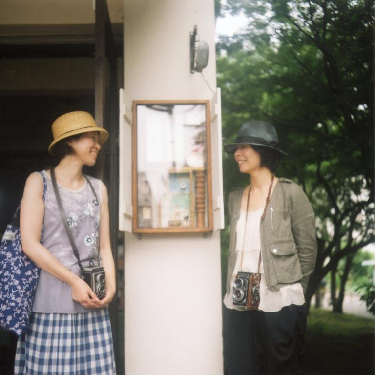 东京女孩的菲林生活
