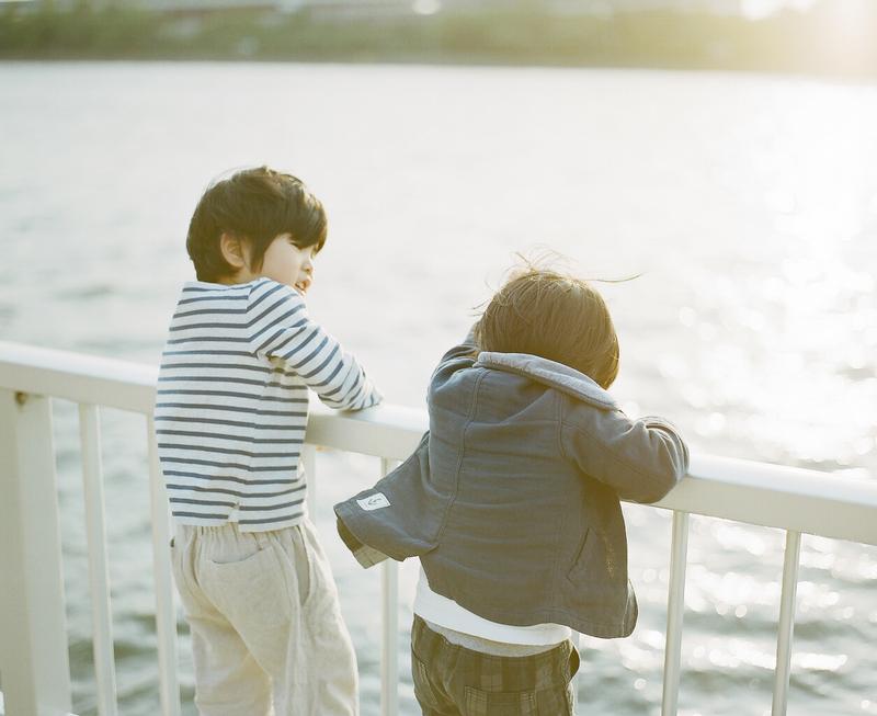 赤子 Haru and Mina-菲林中文-独立胶片摄影门户!
