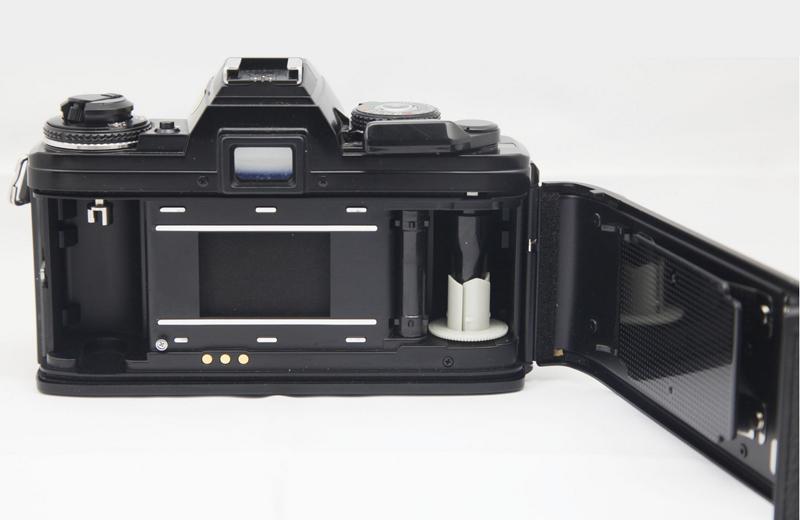 Fuji Color 100 胶片试用