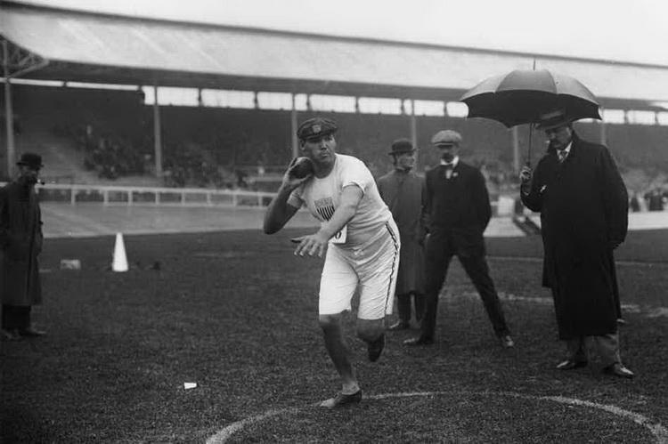 1908年的伦敦奥运会