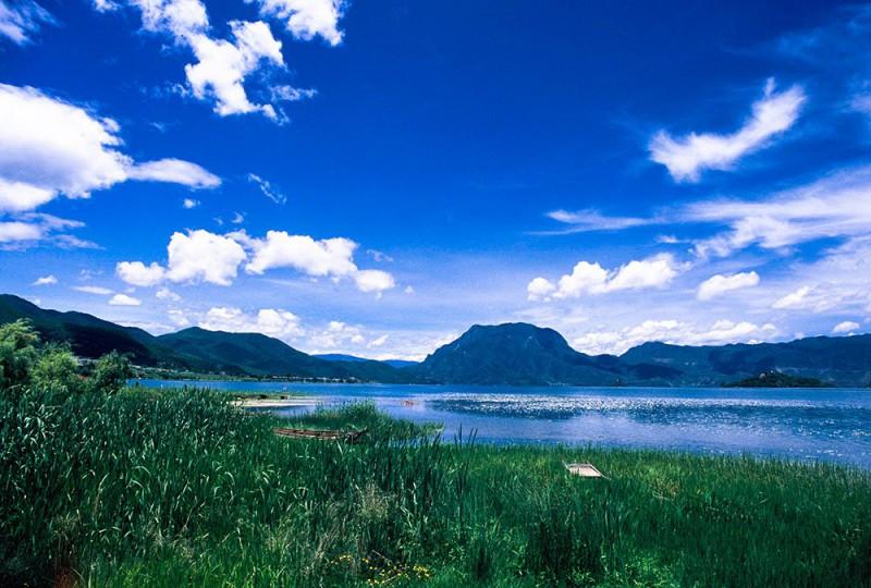 静美泸沽湖-菲林中文-独立胶片摄影门户!