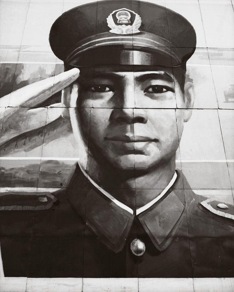1987年的北京黑白影像
