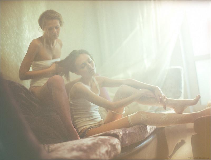 Tatiannna闺蜜摄影作品