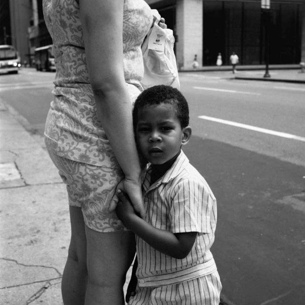 """街头摄影的""""梵高""""—薇薇安迈尔-菲林中文-独立胶片摄影门户!"""