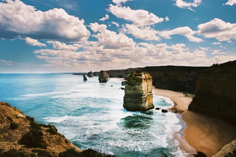 澳洲大洋路之美-菲林中文-独立胶片摄影门户!