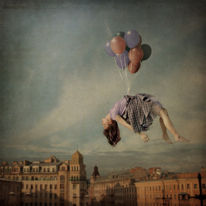 Distorted Gravity 漂浮作品欣赏-菲林中文-独立胶片摄影门户!