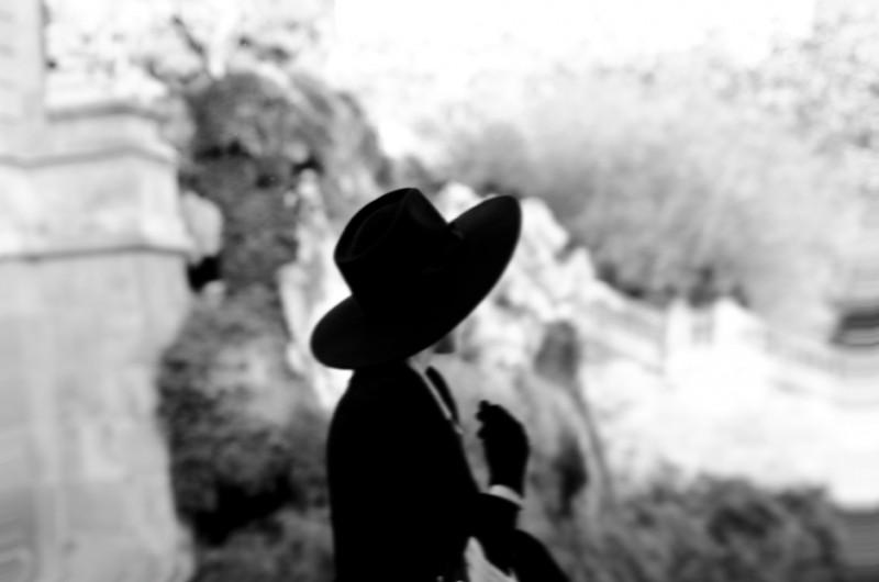 黑白人像摄影作品-菲林中文-独立胶片摄影门户!