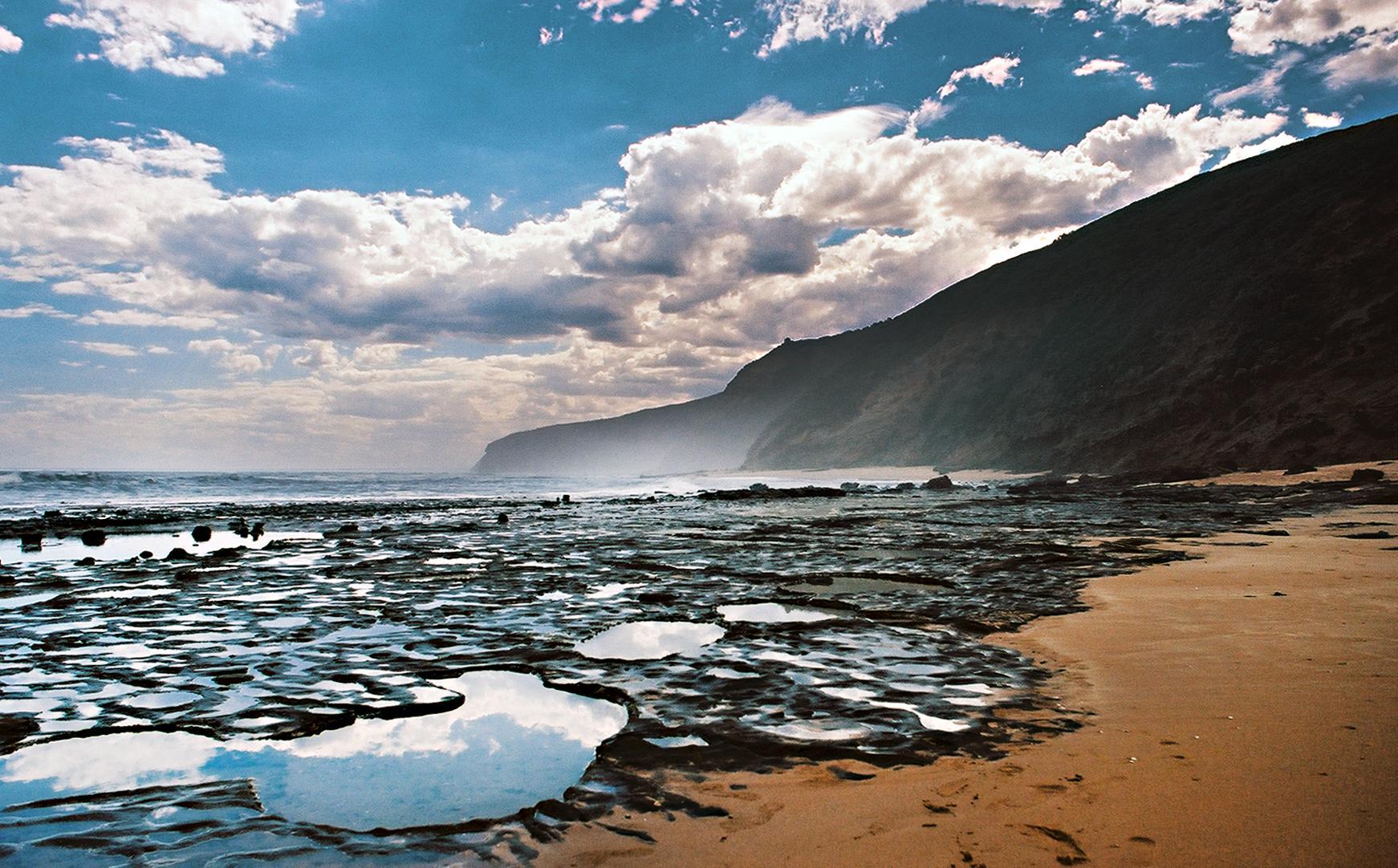 澳洲大洋路之美--胶片机:Minolta X-700 @Julien Wallis-菲林中文-独立胶片摄影门户!