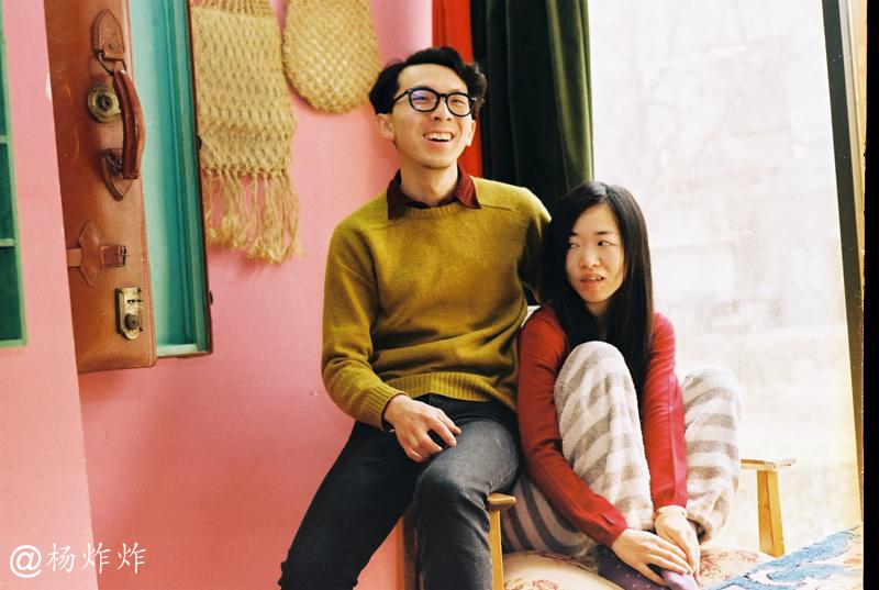 love in beijing—李画文&郑画武-菲林中文-独立胶片摄影门户!