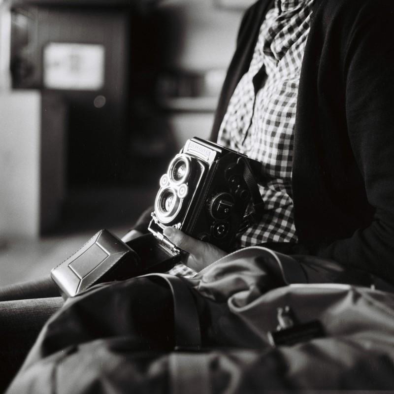 胶片机Rolleiflex Automat X样片-菲林中文-独立胶片摄影门户!
