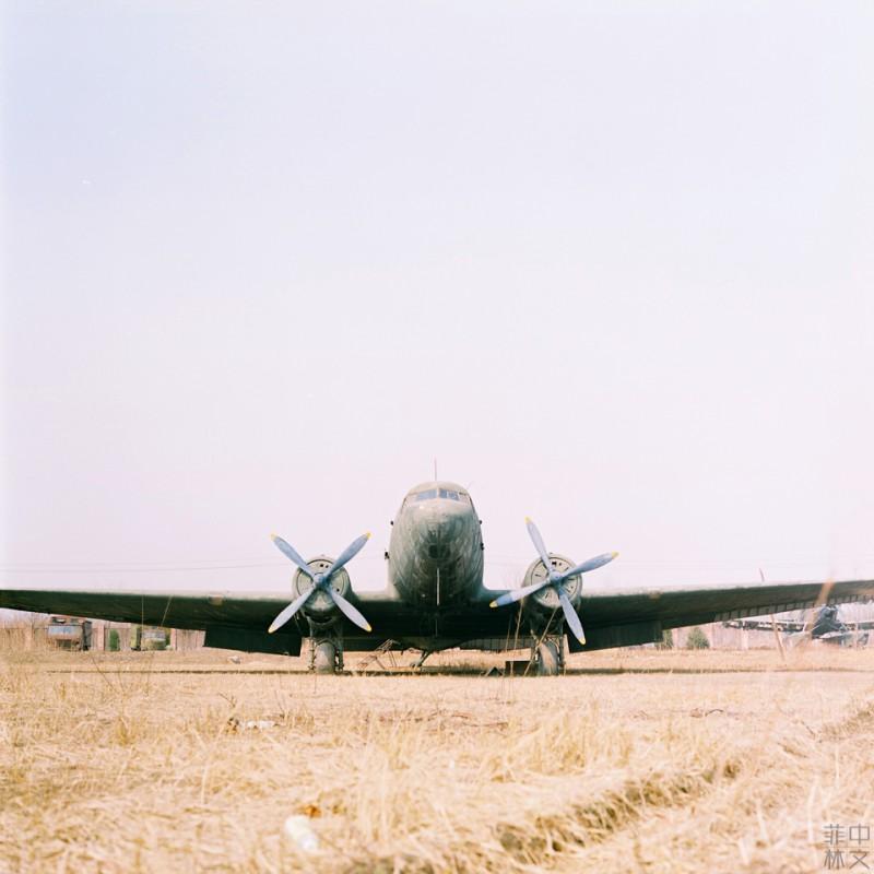 胶片机眼中的中国航空博物馆-菲林中文-独立胶片摄影门户!