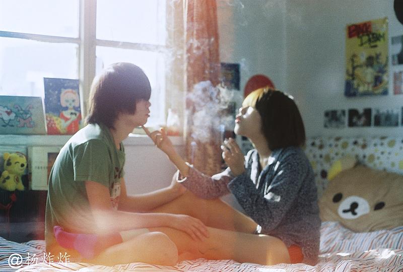爱在北京—蛐蛐&刘小鲁-菲林中文-独立胶片摄影门户!