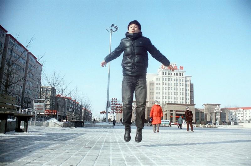 东北的暖冬