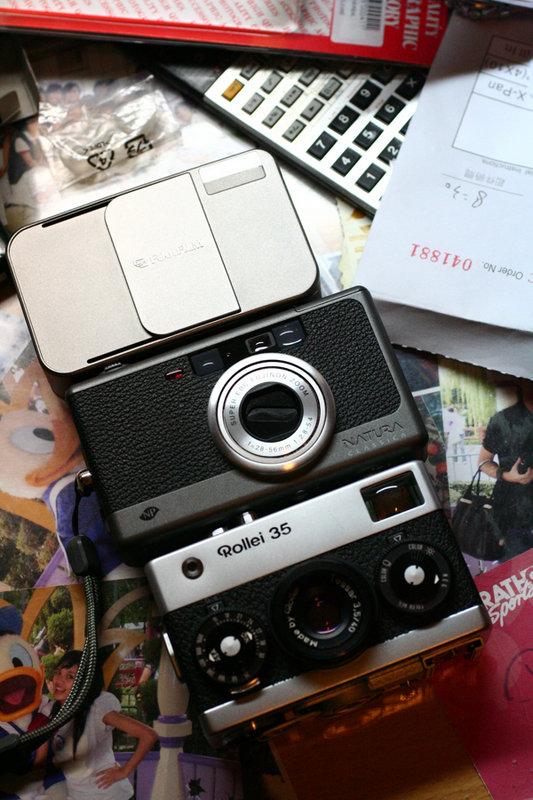 口袋机开箱- Fujifilm DL Super Mini (Tiara)-菲林中文-独立胶片摄影门户!