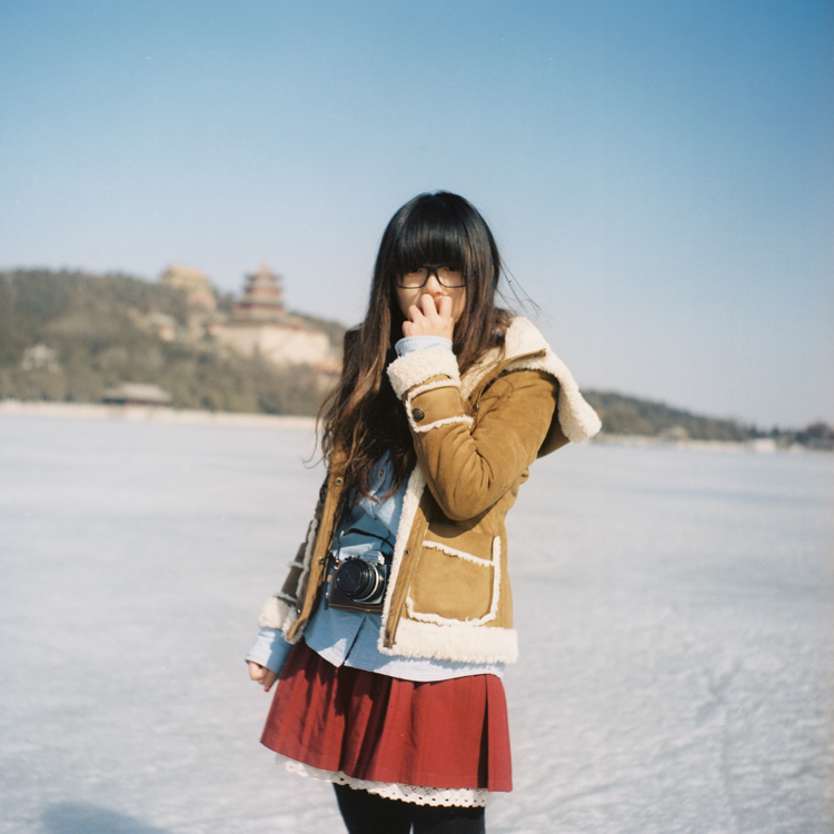 Rolleiflex Girl-菲林中文-独立胶片摄影门户!