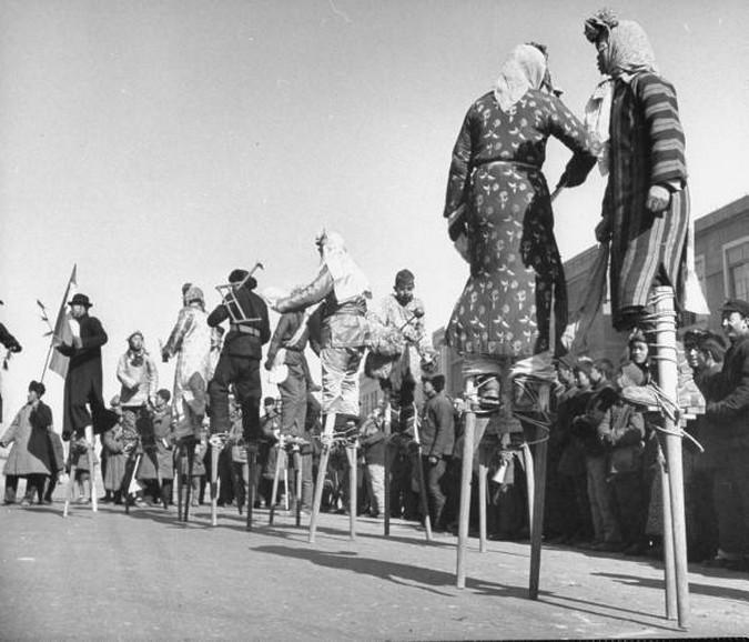 一九四六年的中国春节-菲林中文-独立胶片摄影门户!