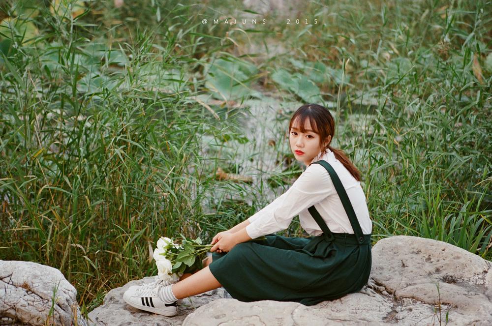 留住每一分秋色 摄影:@马骏同学-菲林中文-独立胶片摄影门户!