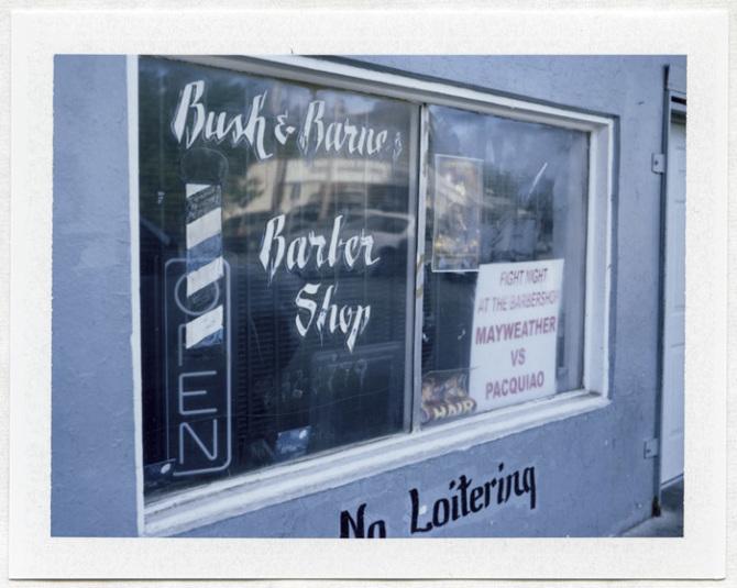 撕拉片里的家乡在Savannah Georgia-菲林中文-独立胶片摄影门户!