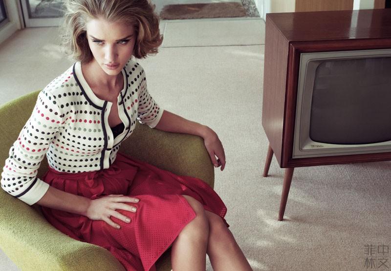时尚摄影师Tom Munro