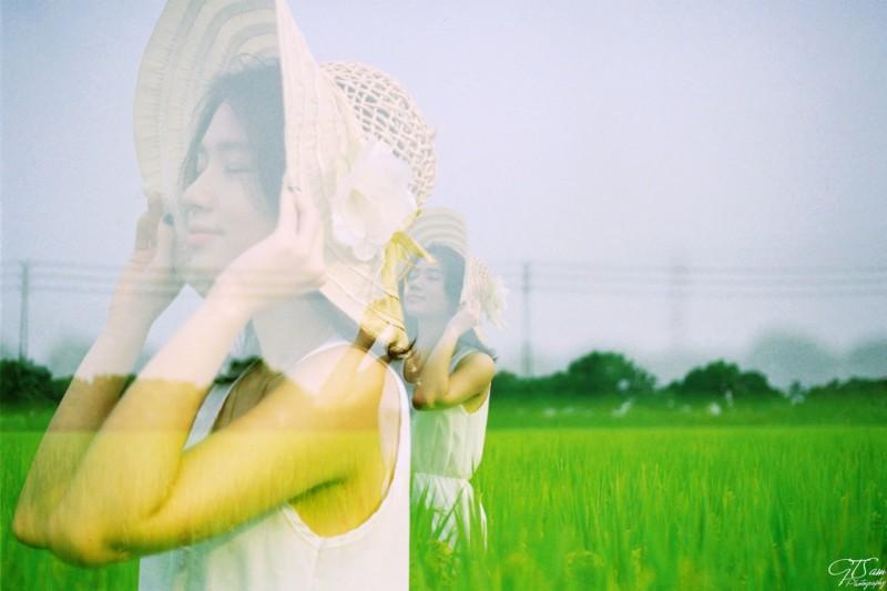 胶片人像:稻香-菲林中文-独立胶片摄影门户!