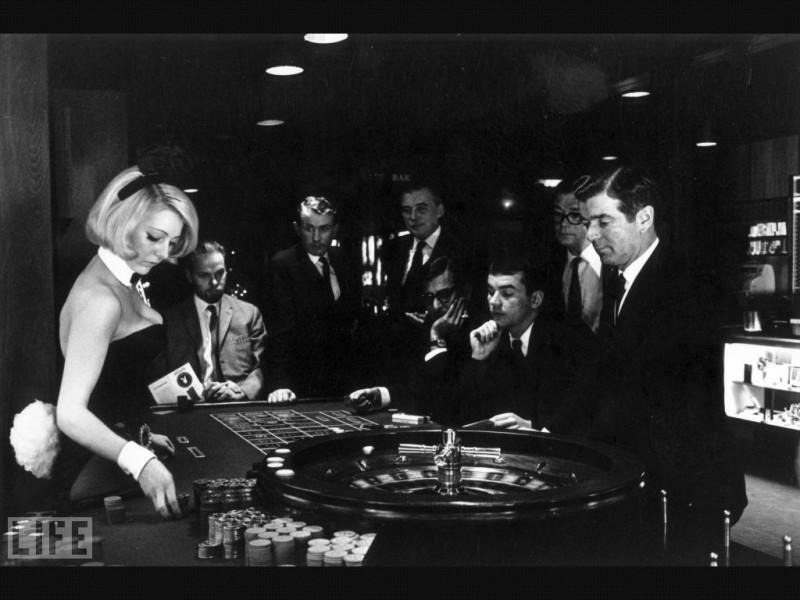 早期PLAYBOY的黑白照片-菲林中文-独立胶片摄影门户!