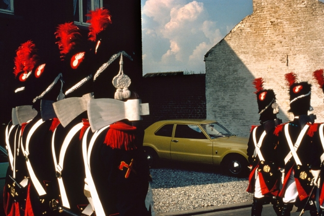 玛格南图片社中的柯达克罗姆胶卷