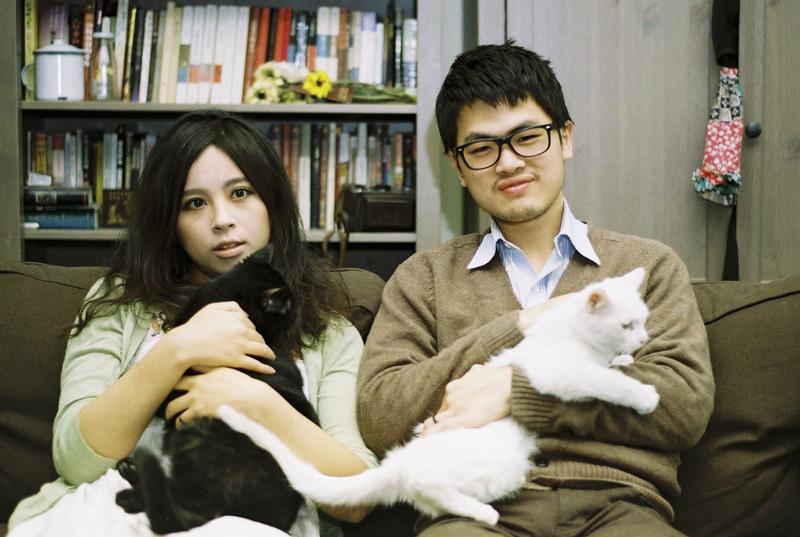 爱在北京—安娜&陈飙