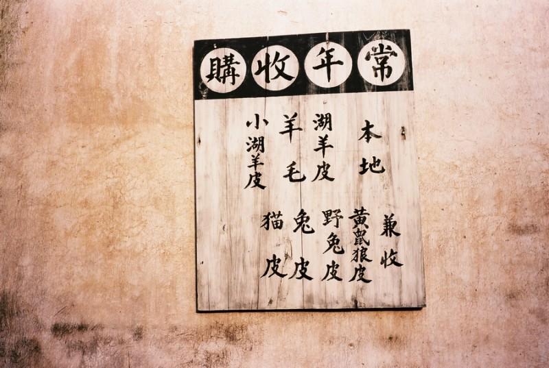 菲林乌镇 烧饼也挺美-菲林中文-独立胶片摄影门户!