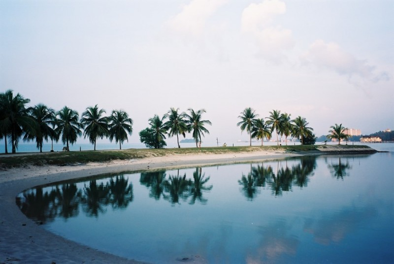 到马来西亚芦骨小镇提前感受晚年生活-菲林中文-独立胶片摄影门户!