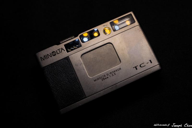口袋里的传奇Rollei 35/Minolta TC-1-菲林中文-独立胶片摄影门户!