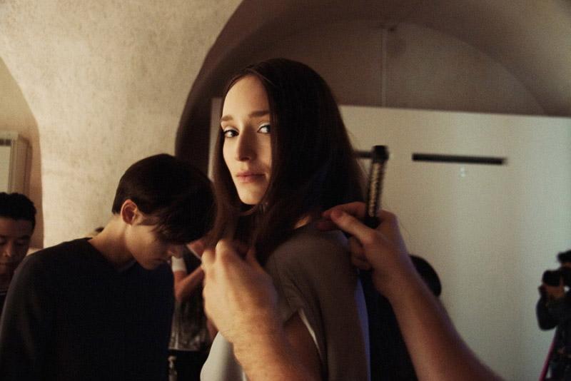 模特Julia Oberhauser的生活纪实