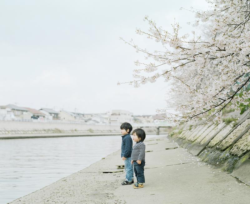 赤子 Haru and Mina