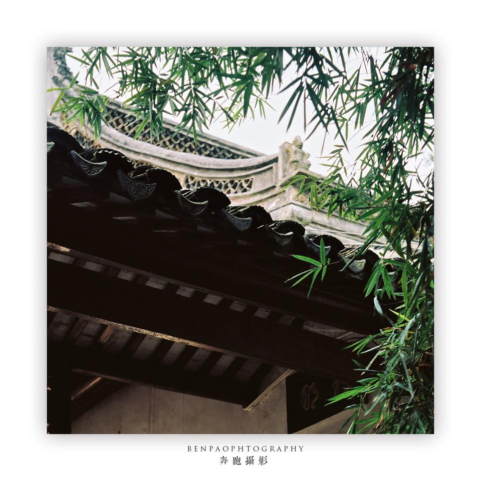 兴福禅寺@摄影奔跑-菲林中文-独立胶片摄影门户!