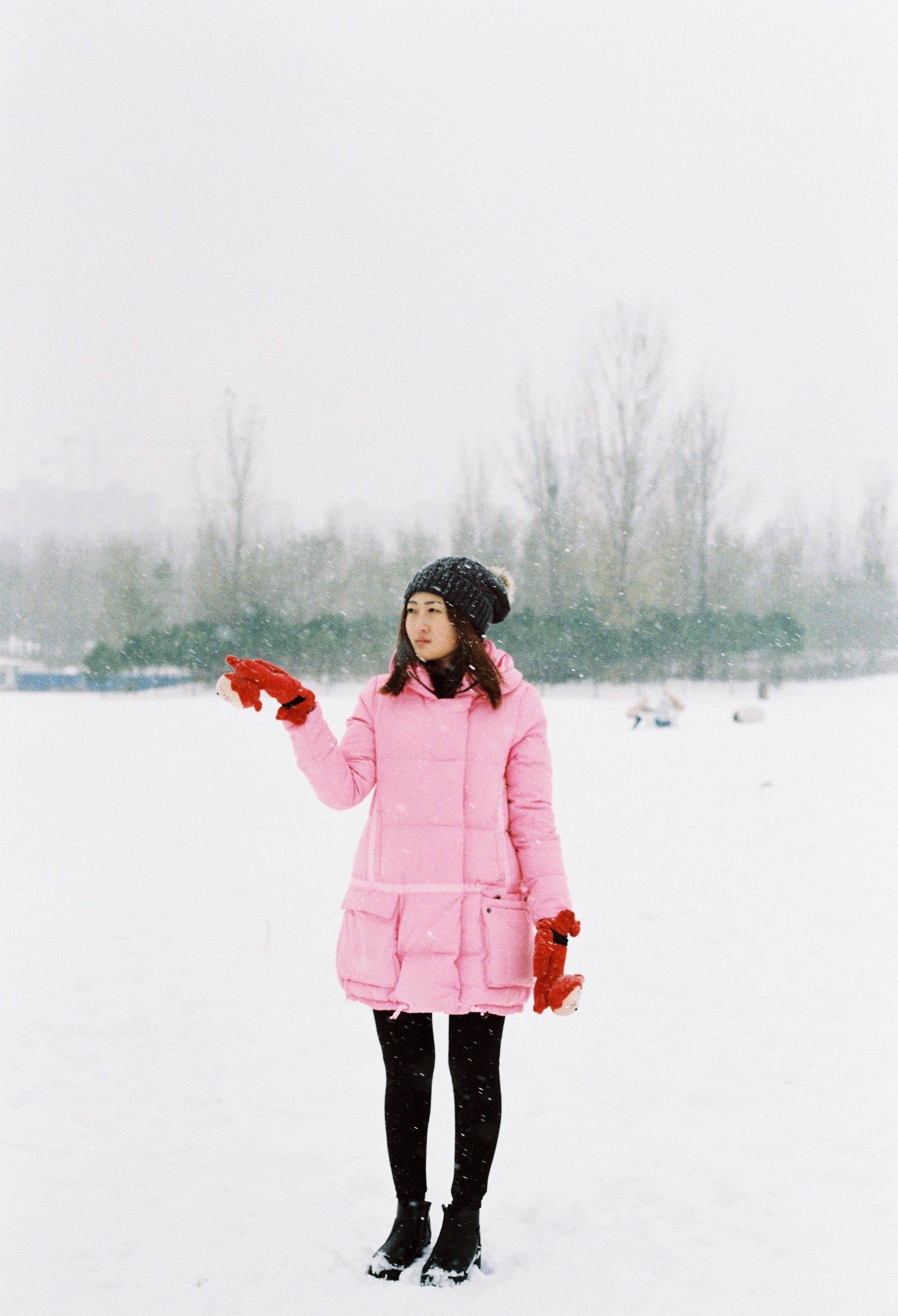 雪中的女票,我的第二卷。-菲林中文-独立胶片摄影门户!