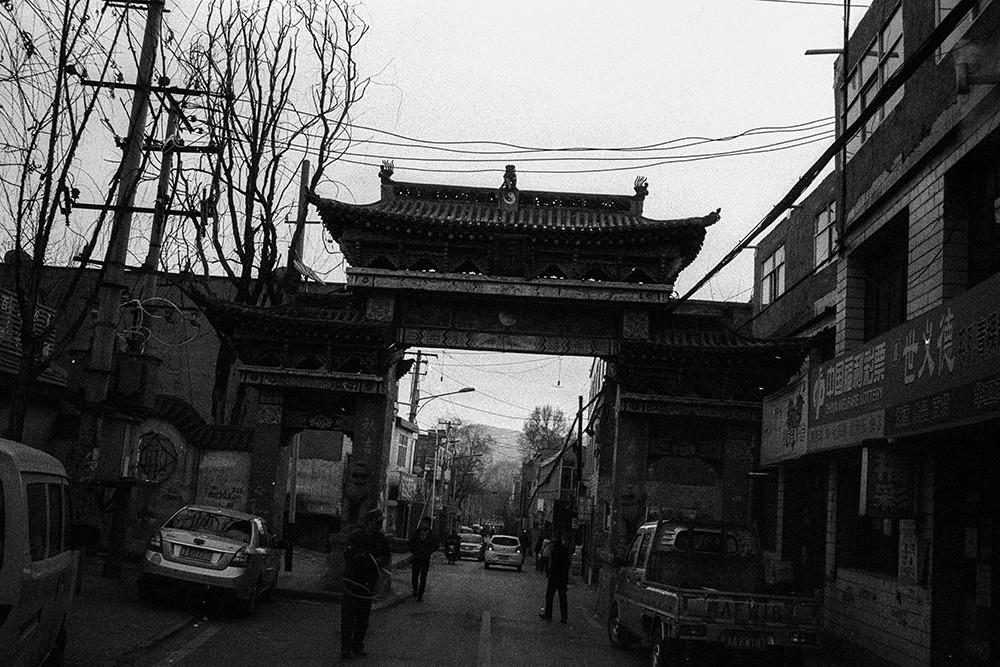冬日街景@为什么微博名字总是重复呢-菲林中文-独立胶片摄影门户!