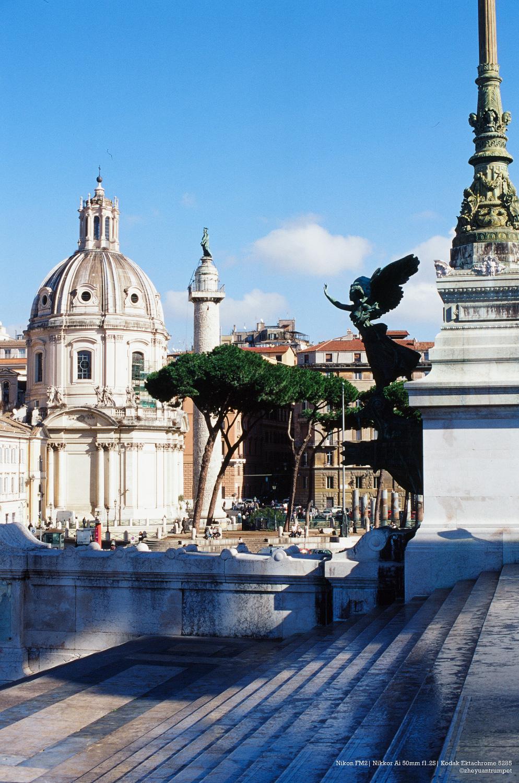 欧游杂记|罗马/梵蒂冈-Roma/Vaticano @哲源trumpet-菲林中文-独立胶片摄影门户!