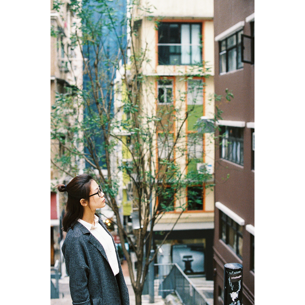 香港游拍人像 @79影社陈敏-菲林中文-独立胶片摄影门户!