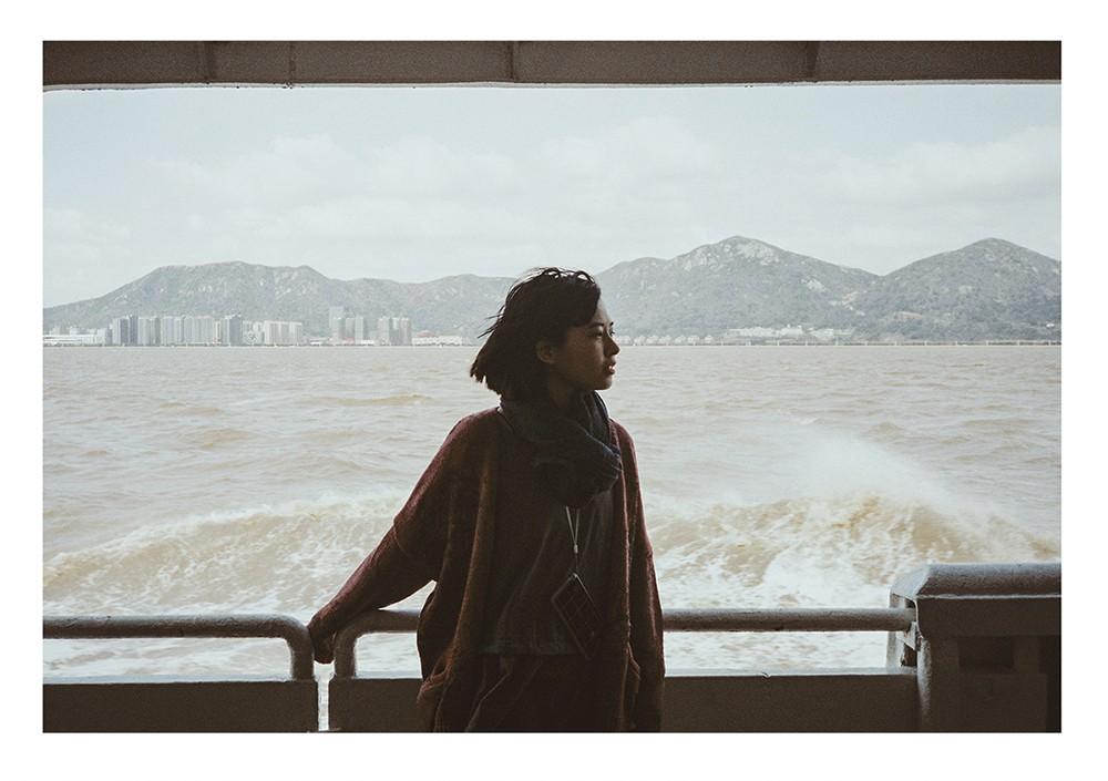 再会东极,不期而遇。@景中人来去无踪影-菲林中文-独立胶片摄影门户!