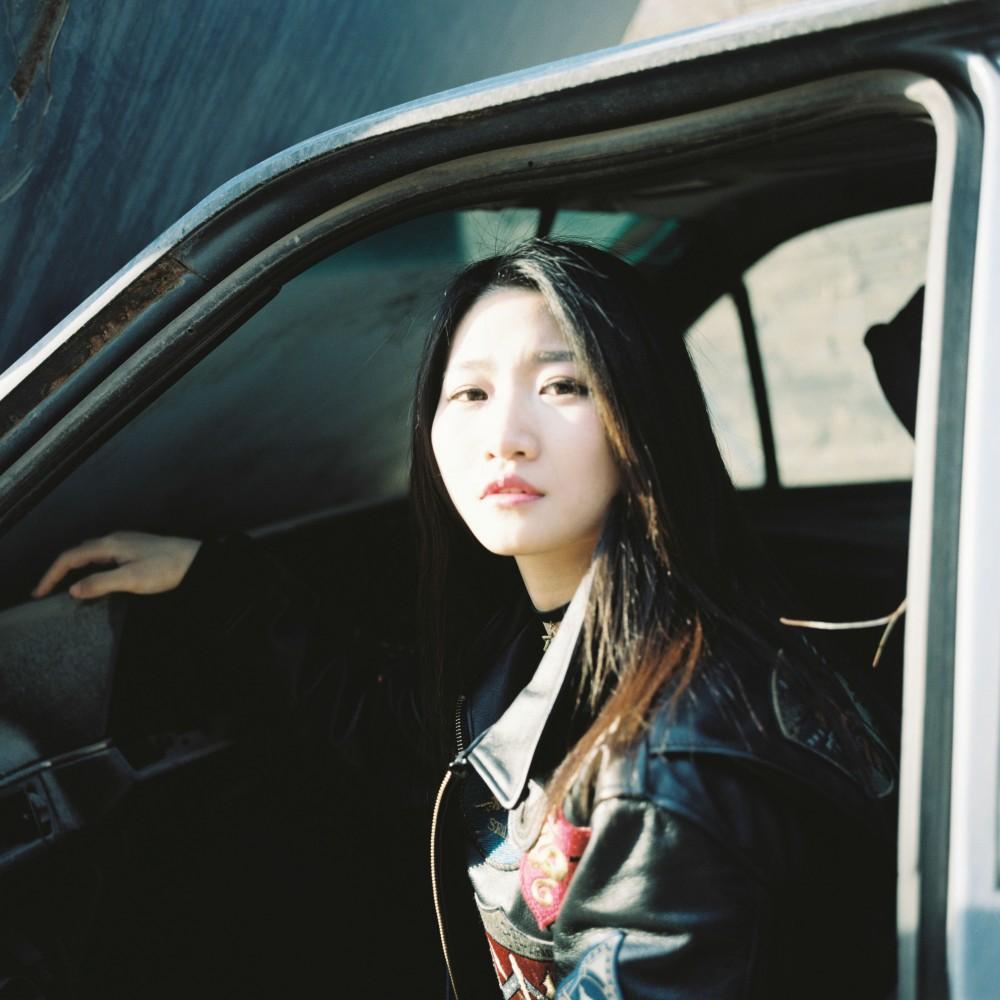 废弃汽车场的下午@嘉致耿-菲林中文-独立胶片摄影门户!