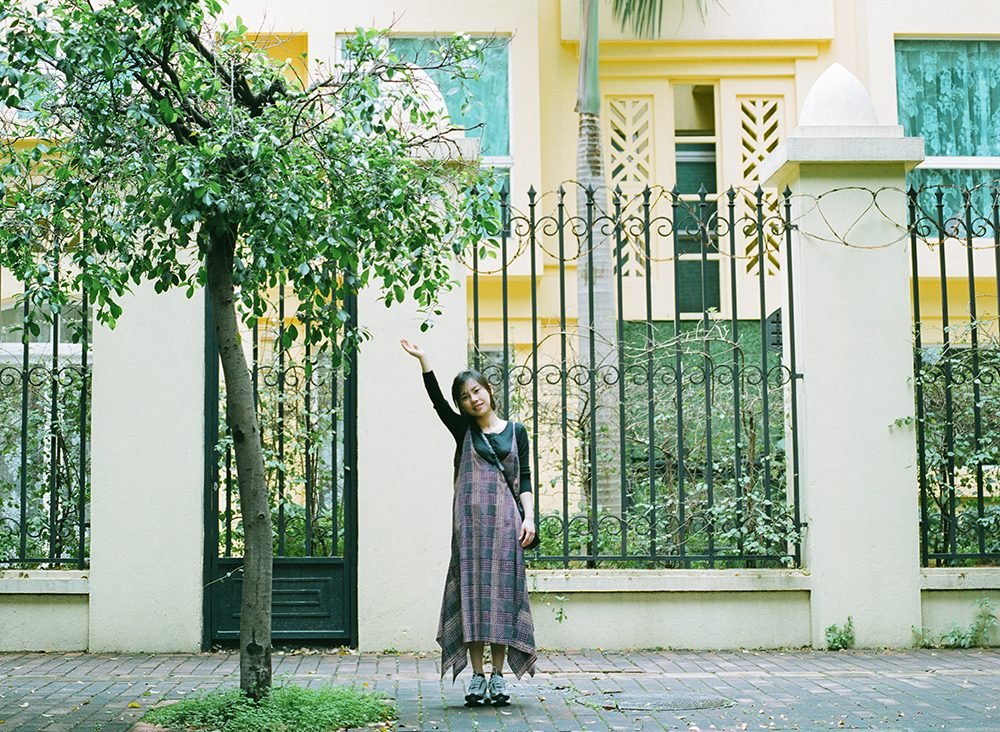 广州,二沙岛与东山湖@富察氏膠片-菲林中文-独立胶片摄影门户!